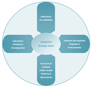 Components of the ASLM2020 Strategic Vision