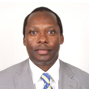 Dr. Jean-Bosco Ndihokubwayo, WHO-AFRO Regional Focal Point