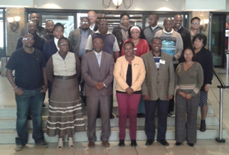 Participants of the June ASLM/CLSI Mentorship Training Workshop.