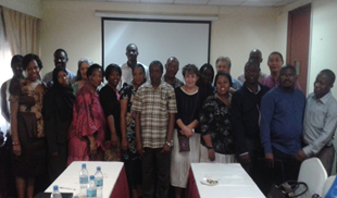 Participants of the September ASLM/CDC/Ministry of Tanzania WHO-AFRO SLIPTA Auditor Training.