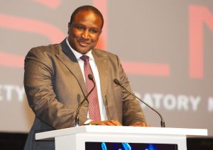 Dr. Amadou Sall, ASLM2014 co-chair, Institut Pasteur
