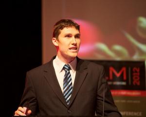 Jonathon Lehe, ASLM2014 speaker, CHAI