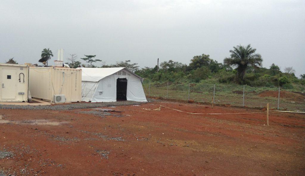 DTRA Moyamba Lab - Southern Prov