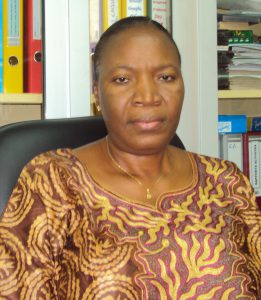 Dr. Abiba Kere Banla, Director of the Togo National Institute of Hygiene