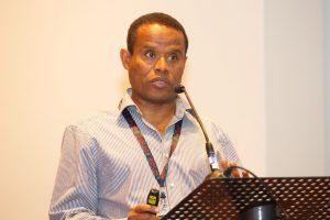 EPHI Director General, Dr. Amha Kebede
