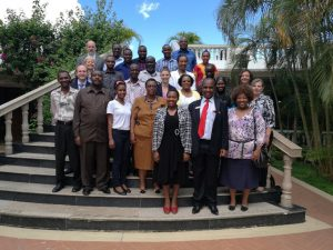 National biosafety and biosecurity stakeholders meeting, Dar es Salaam, Tanzania, 15-16 May 2017. [Photo: Mercy Mtefu]