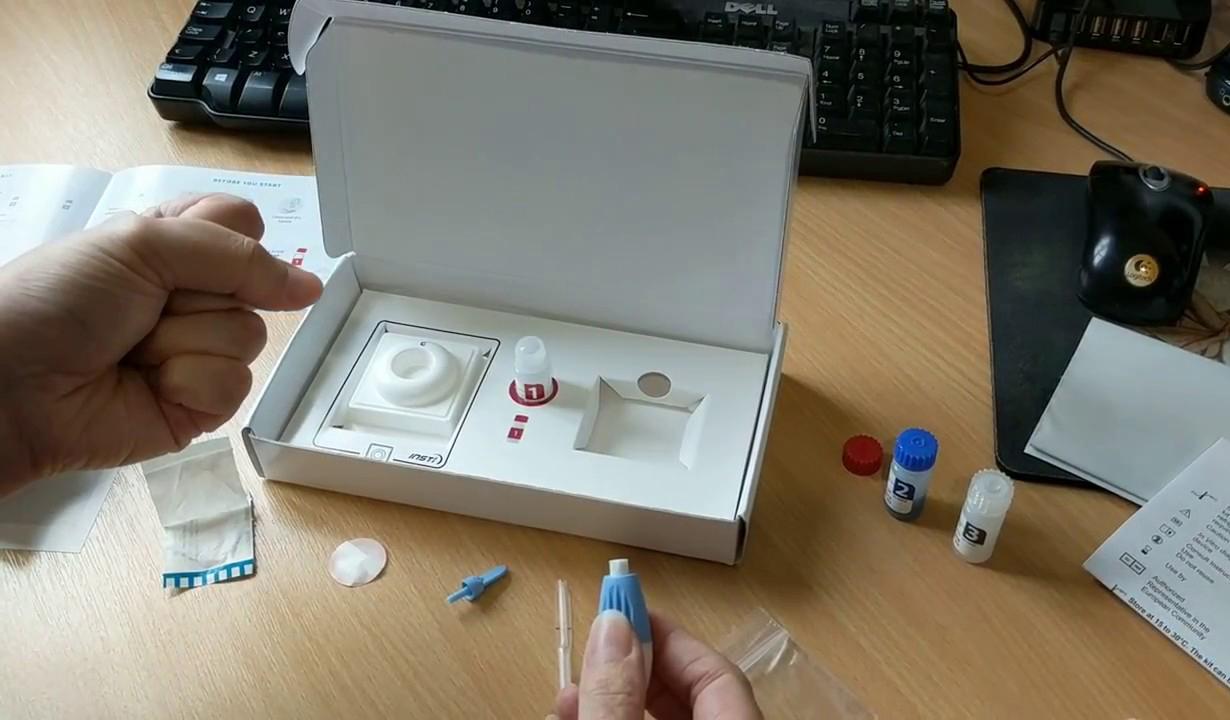 INSTI HIV Self Test