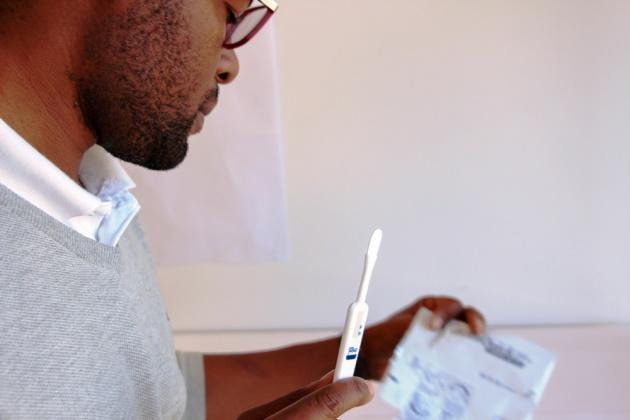 OraQuick HIV Self-Test