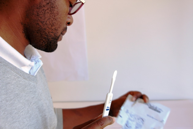 OraQuick HIV Self-Test