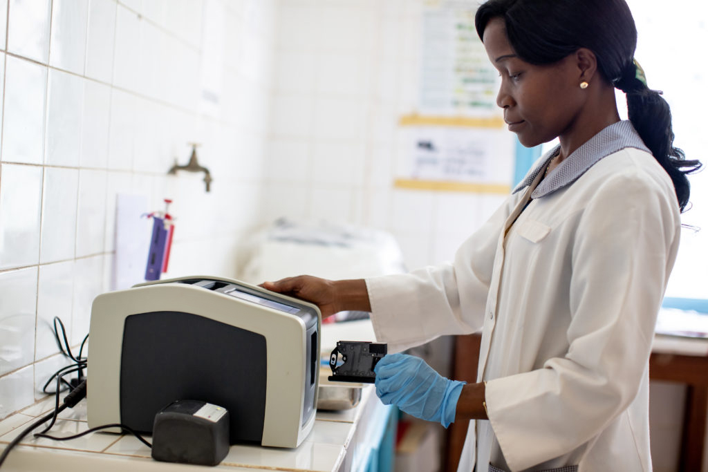 m-PIMA HIV- 1/2 Detect