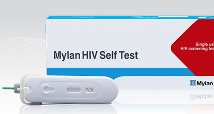Mylan HIV Self Test